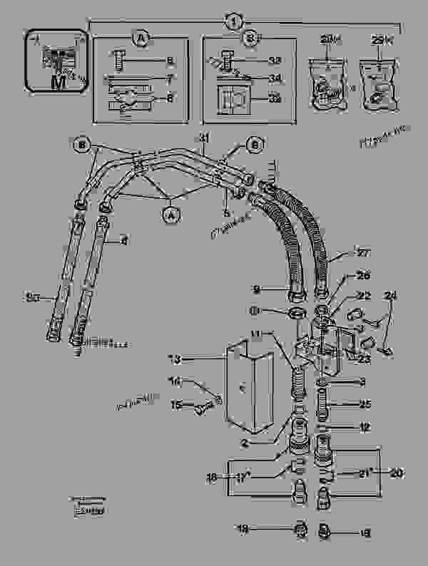 hydraulic diagram for rock hammer wiring library