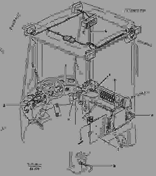 cable harnesses  cab