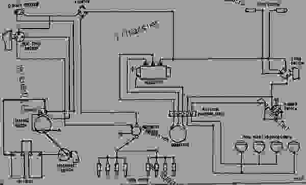 john deere 322 wiring diagram