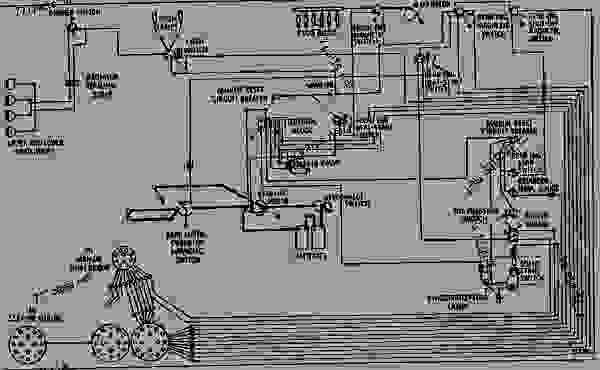 Tractor Motor Wiring Diagram
