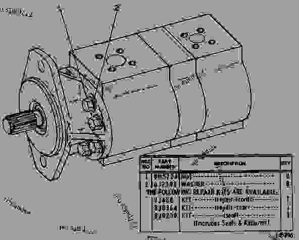 alternator wiring diagram hitachi 8j2059 gear pump group excavator caterpillar 225 225  8j2059 gear pump group excavator caterpillar 225 225