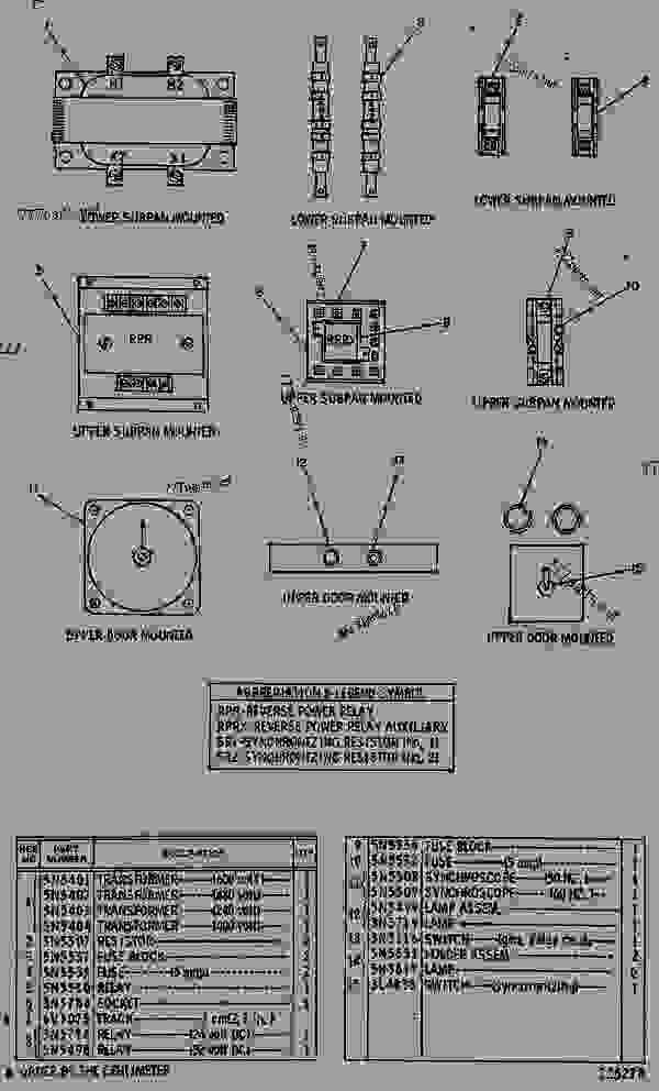 Caterpillar 3516 Generator Service manual