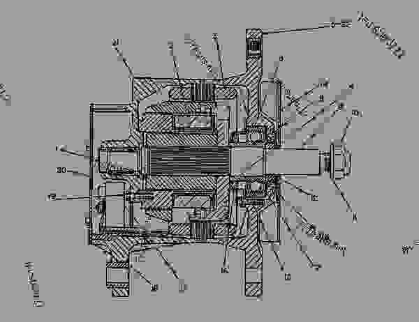 9g8255 alternator group charging wheel type loader. Black Bedroom Furniture Sets. Home Design Ideas
