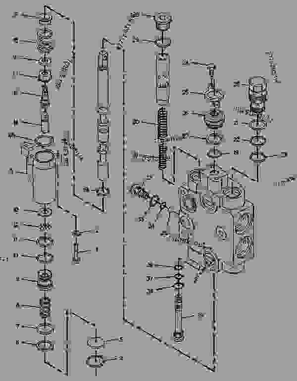 Engines Caterpillar Spare Parts On Caterpillar C13 Engine Diagram