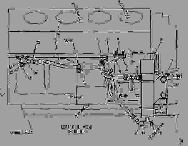 7C1704 HEATER GROUP-JACKET WATER - ENGINE - GENERATOR SET