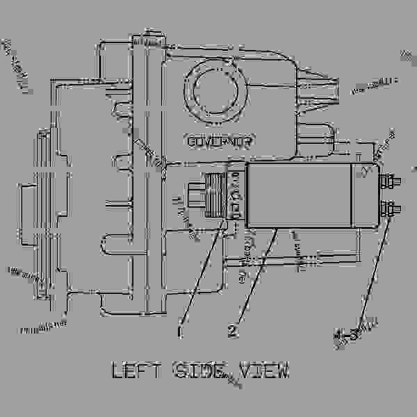 Caterpillar engine 3116 manual