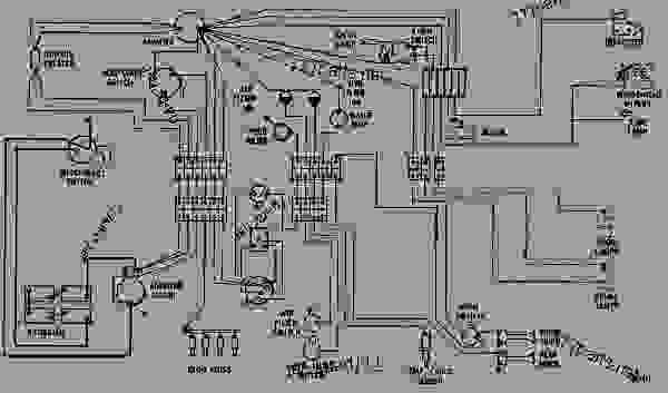 2y2970 wiring diagram - excavator caterpillar 225