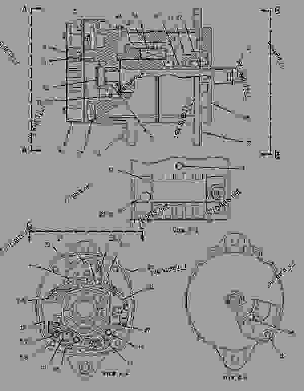 1125041 alternator group-charging