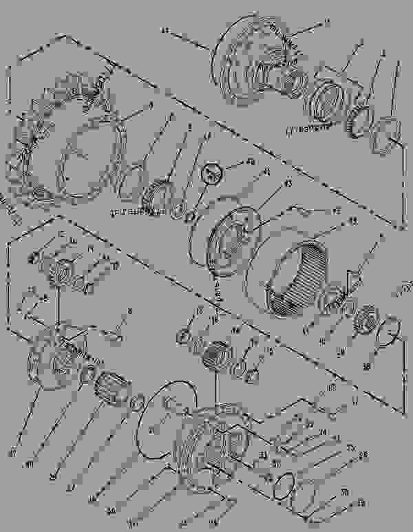 1064150 DRAIN GROUP-ECOLOGY -TRANSMISSION, TORQUE CONVERTER