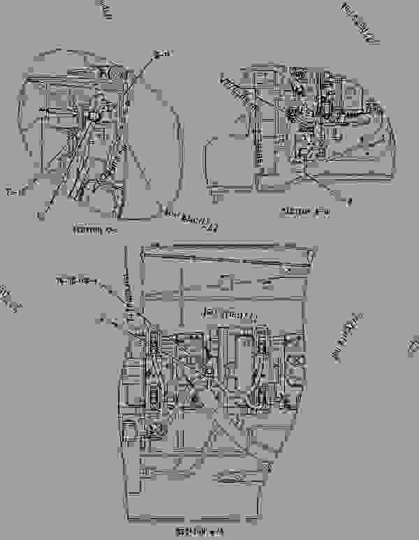 standard cat 6 wiring diagram cat d5g wiring diagram 1966863 wiring group-heater - track-type tractor ...
