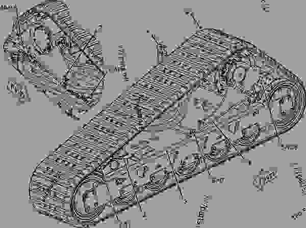 Cat 277b parts Manual Cat B Skid Steer Wiring Diagram on