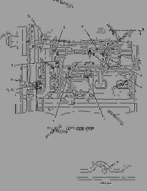 1538005 sensor group-engine - engine - truck caterpillar 3126