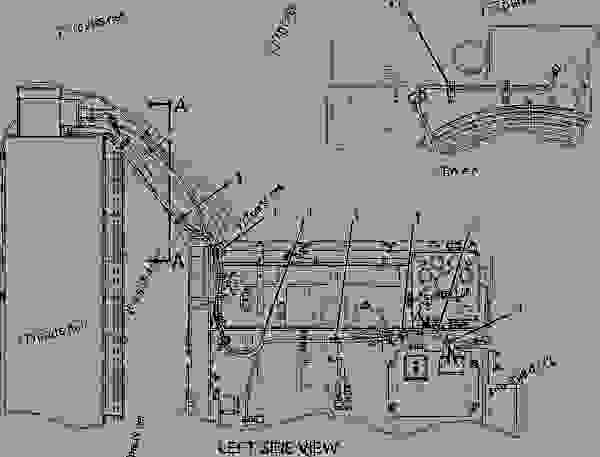 2374284 wiring group-engine - engine