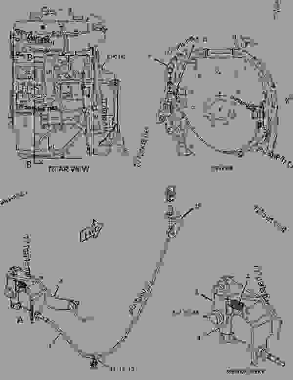 Cat 304 Cr Parts Manual