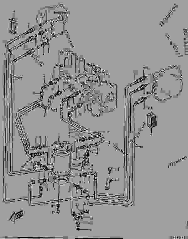 Cat Forklift parts Manual V50d