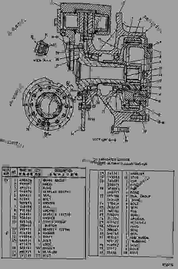 Caterpillar 3204 engine manual