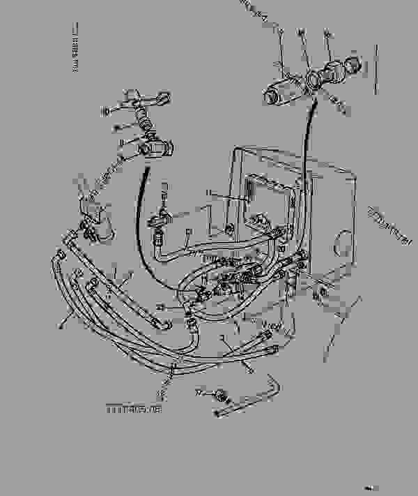 circuit, steering - construction jcb 3c 1550 - regular ... jcb 214 wiring diagram