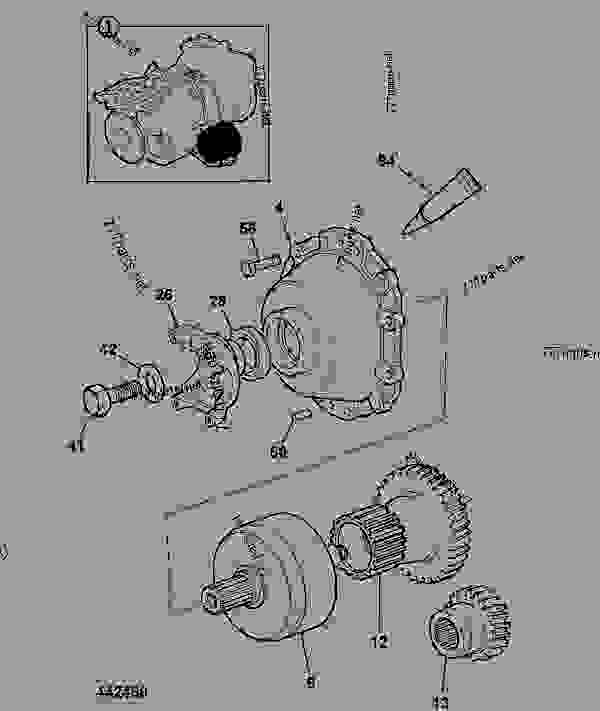 Jcb 214 Turbo Parts manual Jcb Starter Wiring Diagram on