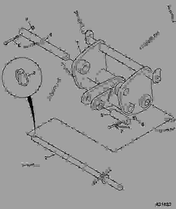 Jcb 550 loadall parts manual Jcb Wiring Diagram on