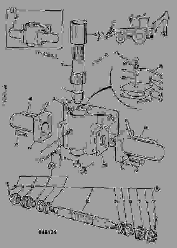 Jcb 3dx Parts manual Free download