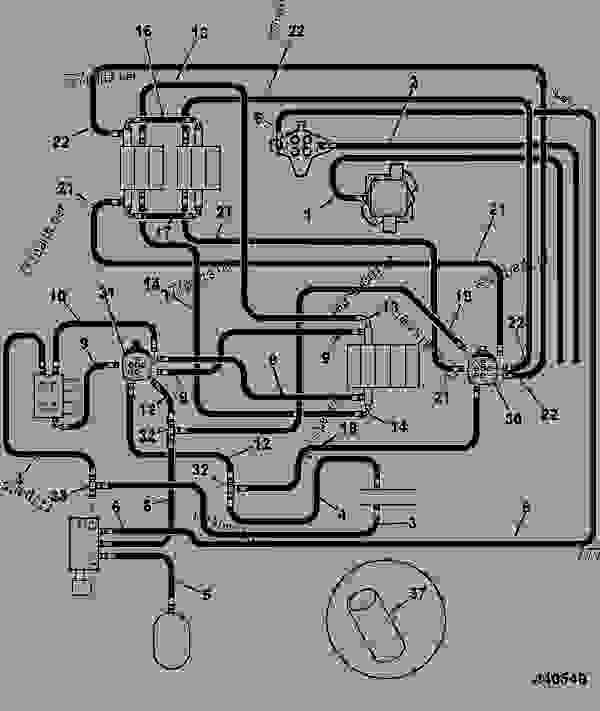 Hydraulic Schematic bobcat Mini excavators