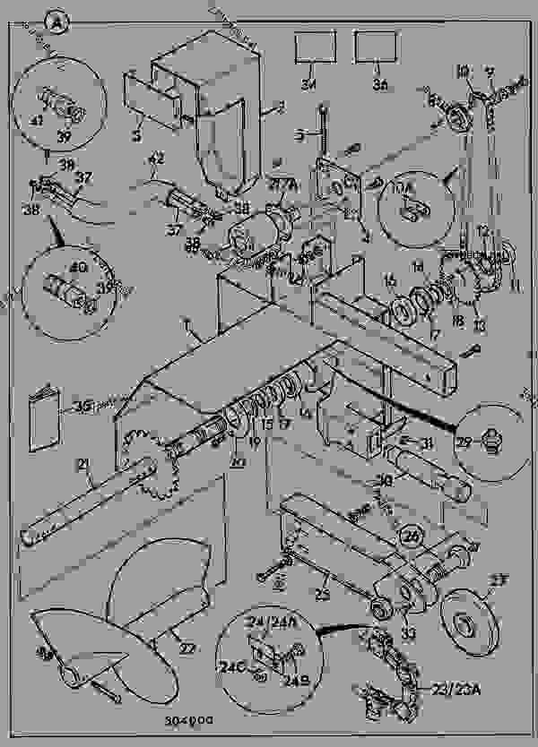 33 Bobcat 15c Auger Parts Diagram