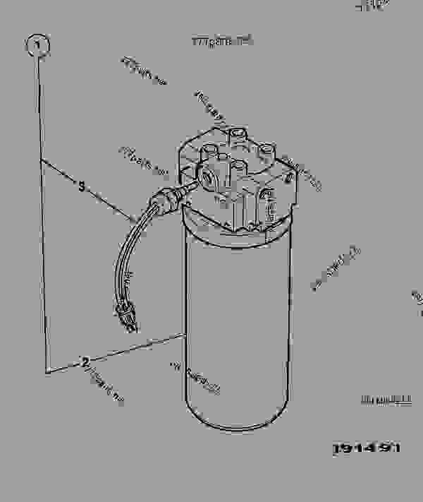 Jcb Fastrac Transmission : Filter transmission oil agricultural jcb fastrac