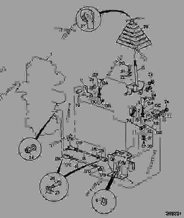 Jcb Control Lever : Control levers short full lock agri loader pattern jcb
