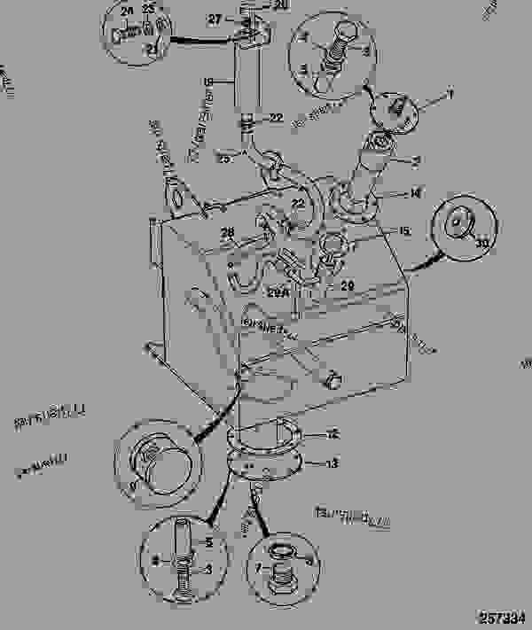 Jcb 550 loadall parts manual Jcb Load All Wiring Diagram on