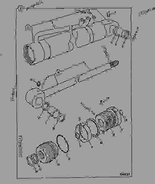 ram steering front rear axles construction jcb 508c. Black Bedroom Furniture Sets. Home Design Ideas