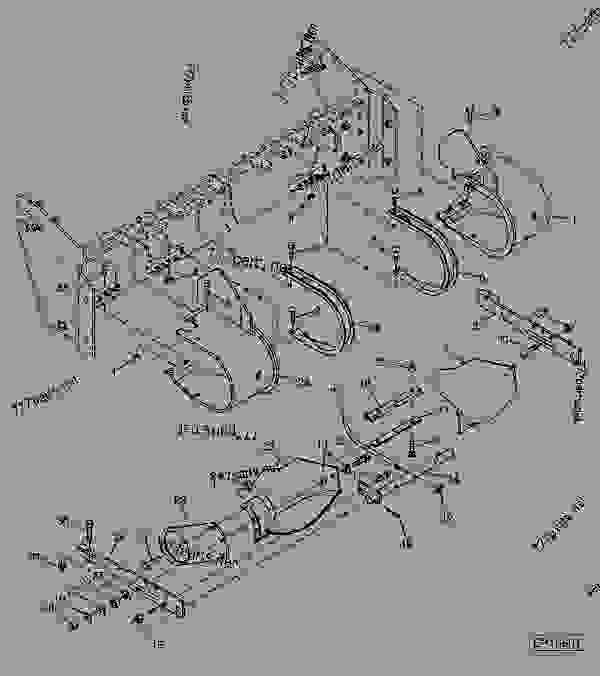 Compressor Rack And Crop Dividers  Regular And Mega Pickup