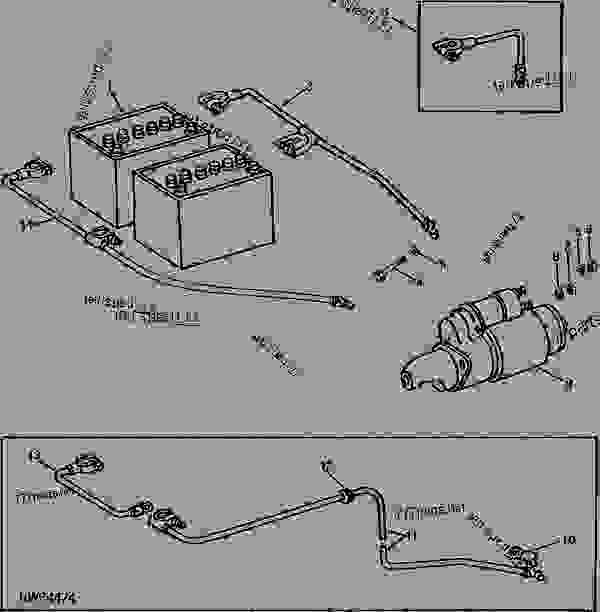 Jd 2640 Wiring Diagram | Wiring Diagram Jd Wiring Diagram on