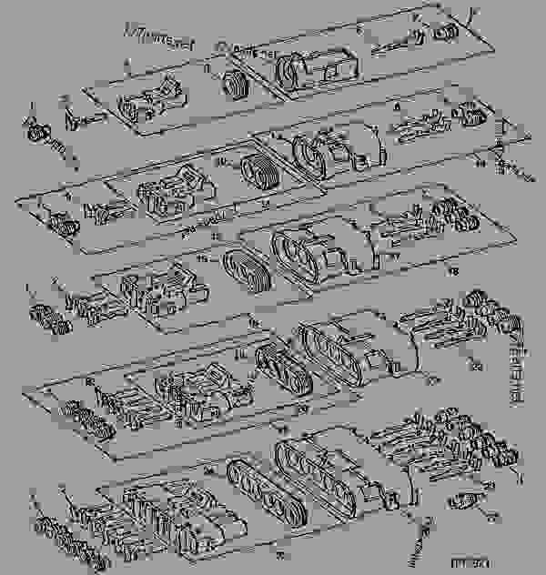 weatherpack terminals and connectors loader john deere. Black Bedroom Furniture Sets. Home Design Ideas