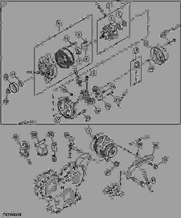 john deere 2510 parts diagram