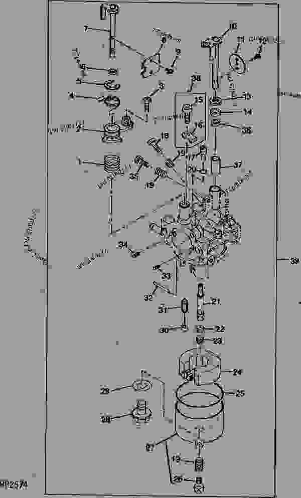 for john deere gator kawasaki engine wiring diagram carburetor (mikuni)