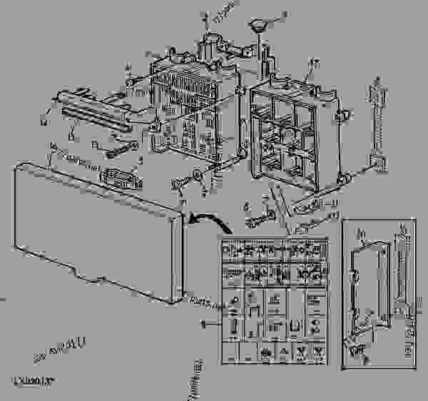 john deere 6300l wiring diagrams