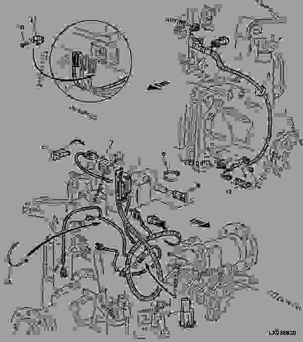 john deere 140 h3 wiring diagram john deere 4930 cab wiring schematics