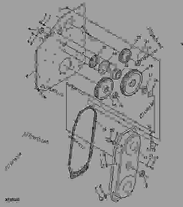 Rotary Tiller Parts Pyramid : Lateral trasmission rt  b rotary
