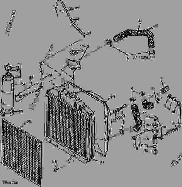 John Deere 950 Tractor Wiring Harness - DIY Wiring Diagrams •