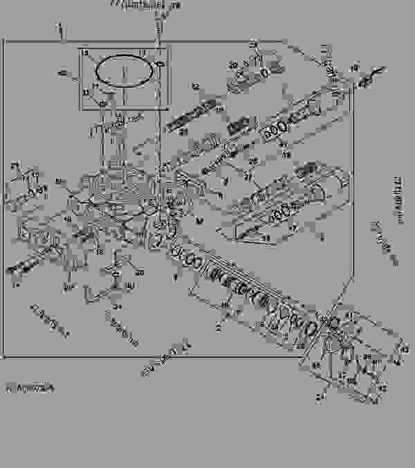 selective control valve  010031 - 039999