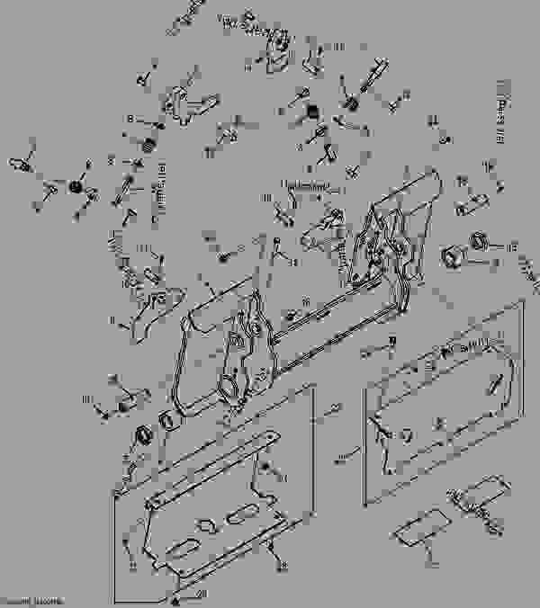 Electric Quik-Tatch™ - LOADER, SKID-STEER John Deere 320D ...