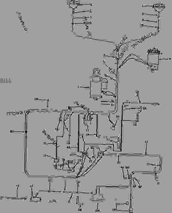 Wiring Diagram For John Deere 1010