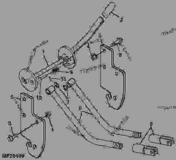S1451593 Mp26499un04jan02: John Deere Mower Deck Parts 54c At Ariaseda.org