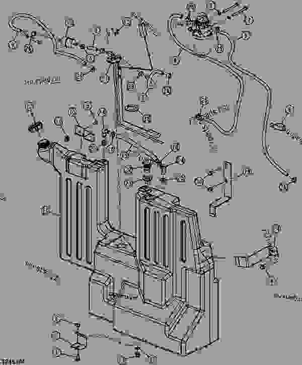 Deere 317 Skid Steer manual