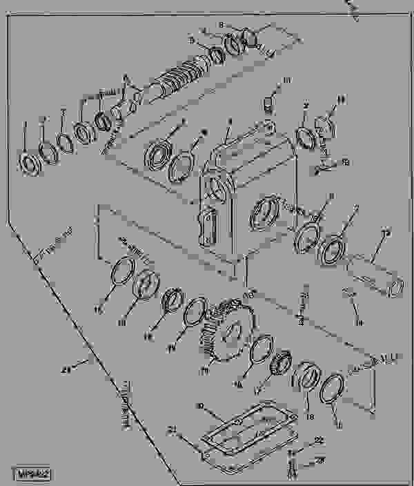 John Deere Garden Tractor Parts List