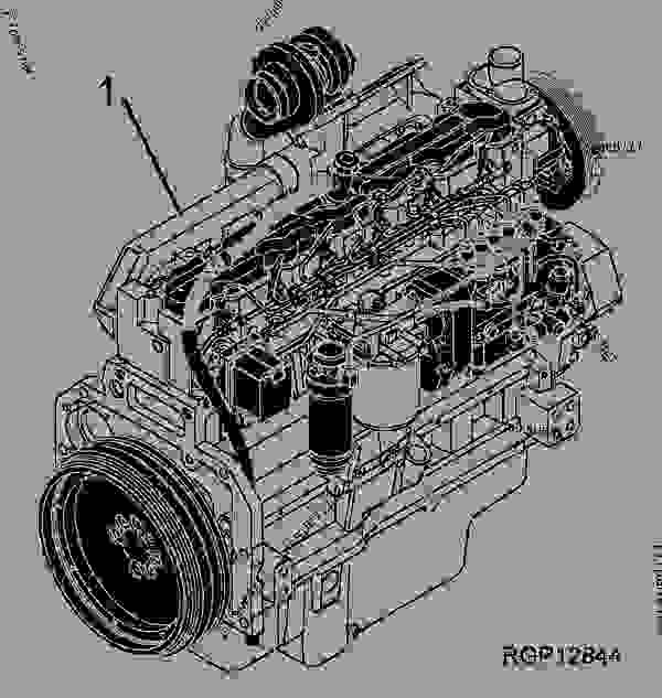 9901 replacement engine