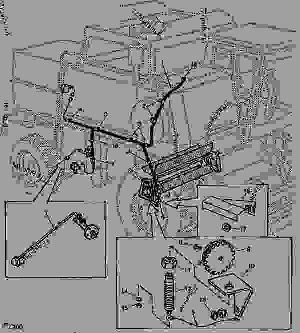 right-hand separator harness  02c08