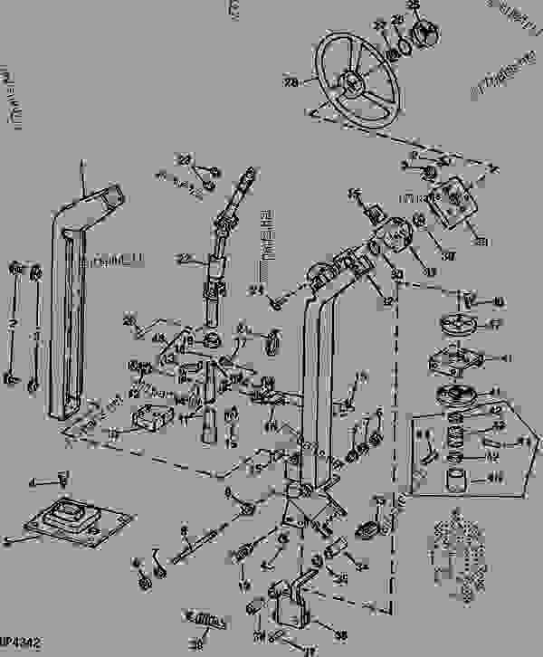 John Deere 6620 Combine Wiring Harness Diagram - Wiring ... on