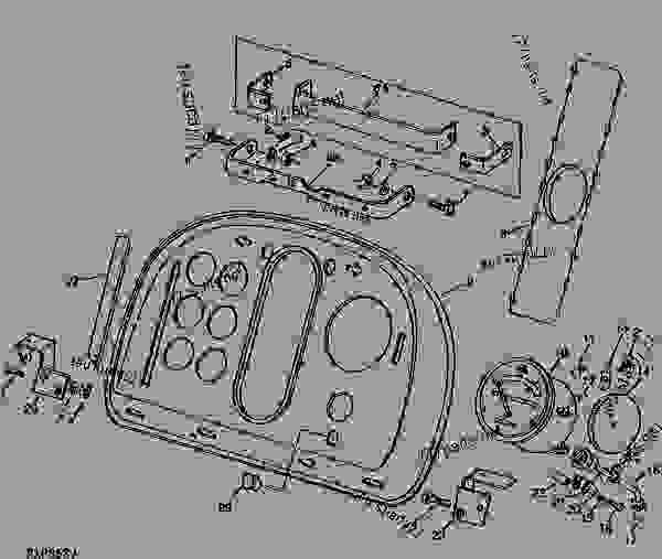 John Deere 4430 Cab Wiring Diagram