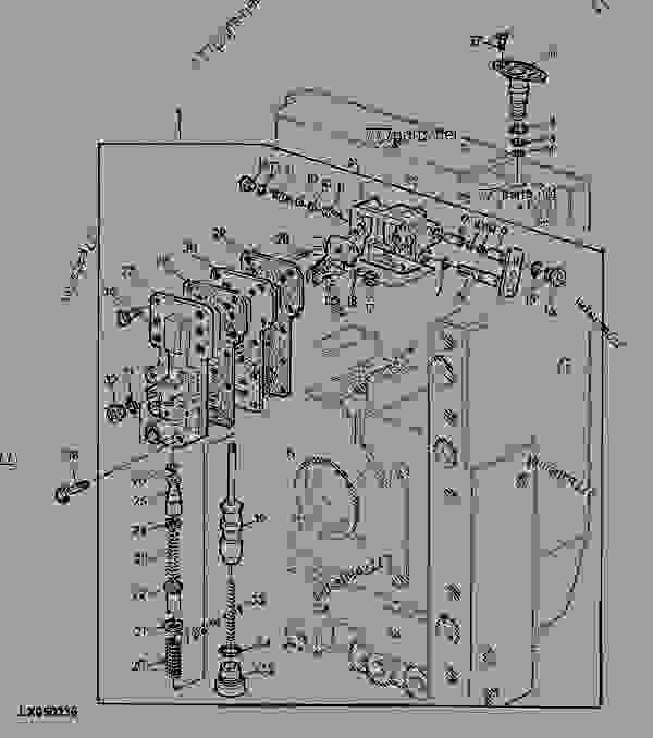 rear pto modulating valve  manual